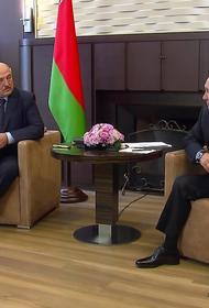 Песков назвал «весьма доверительным» диалог президентов РФ и Белоруссии