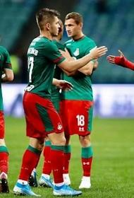 «Локомотив» одержал победу над «Тамбовом» - 1:0