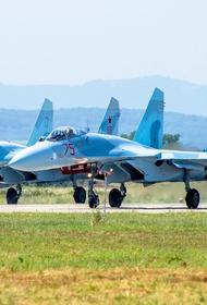 Истребители ЮВО заступили на боевое дежурство на оперативных аэродромах на Юге России