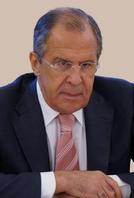 Лавров считает санкции США за сотрудничество с Ираном нелегальными
