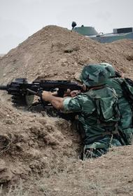 На армяно-азербайджанском фронте без перемен
