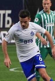 «Динамо» вырывает на последних секундах победу у «Ахмата» - 1:0