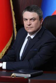 ТГ-канал «Луганский инсайд» узнал о заговоре в ЛНР против главы республики Пасечника