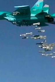 Авиация ракетно-бомбовым ударом уничтожила аэродром противника на учениях «Кавказ»