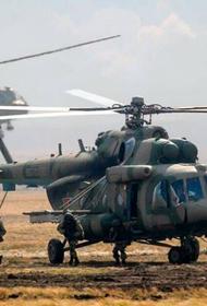 В Абхазии проходят маневры с участием российских и абхазских военных