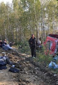 Уголовное дело завели после ДТП с автобусом под Хабаровском