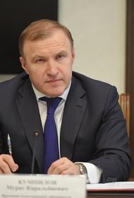 Глава Адыгеи Мурат Кумпилов сообщил, что заразился коронавирусом