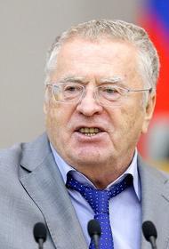 Жириновский резко высказался о ДТП с участием рэпера и четырьмя пострадавшими в Москве