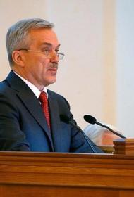 Путин принял отставку губернатора Белгородской области Савченко