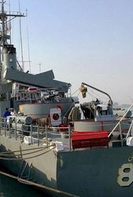 Корабли ВМС Ирана приняли участие в эпизоде учений «Кавказ» на Каспийском море