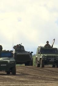 В Белоруссии отрабатываются военные действия для обеспечения безопасности Союзного государства в ходе учений