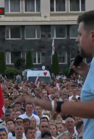 В преддверие «большого митинга» в Белоруссии появились призывы к радикальным действиям