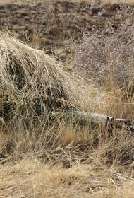 Снайперы ЮВО уничтожили солдат противника в рамках СКШУ «Кавказ-2020»