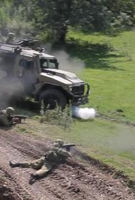 В Абхазии российские и абхазские военнослужащие провели операцию по борьбе с вооруженными формированиями в рамках СКШУ