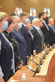 16 и 18 сентября прошла 33-й сессия Заксобрания Иркутской области