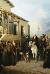 В этот день в 1799 году армия Суворова штурмом взяла перевал Сен-Готард