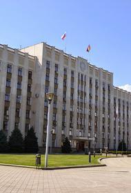 Сенатором от Кубани в Совете Федерации снова стал Алексей Кондратенко