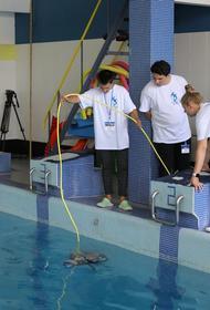 Студенты морских вузов страны представили перспективные образцы подводной робототехники