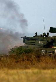 Зенитчики отразили массированную воздушную атаку на учениях «Кавказ – 2020»