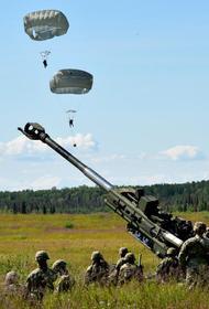 Воздушно-десантные войска США провели учения на Аляске