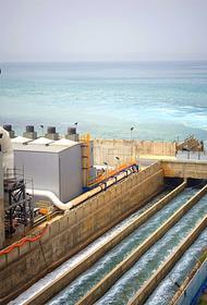 Глобальный проект  по строительству  опреснительного завода  задумали в Крыму. Цена вопроса сопоставима с трассой «Таврида»