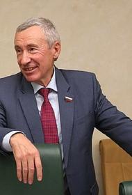 Климов заявил, что Россию вынуждают принимать ответные меры