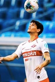 «Тамбов потерпел поражение от «Спартака» - 0:2
