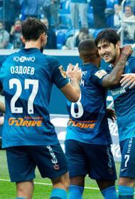 «Зенит» разгромил «Уфу» - 6:0 и потерял из-за травм трех игроков