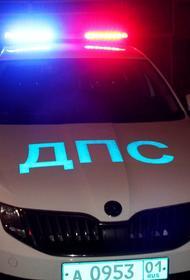 Два жителя Мордовии погибли в ДТП, пытаясь скрыться от экипажа ДПС