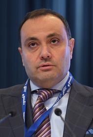 Посол Армении в Москве призвал соотечественников соблюдать спокойствие