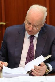 Бастрыкин поручил доложить о расследовании дела о гибели дочери Владимира Конкина
