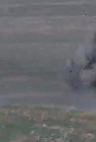 В Карабахе сбили самолет ВВС Азербайджана