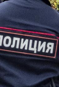 Полицейские ищут родителей брошенной на улице в Санкт-Петербурге девочки