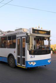 Москва подарила Хабаровску списанные белорусские троллейбусы