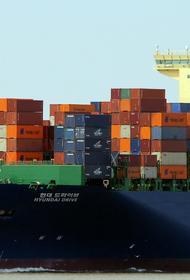 Украинское судно вошло в Черномроский порт, нарушив границы РФ
