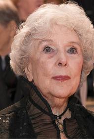 94-летняя актриса Вера Васильева поделилась секретами красоты