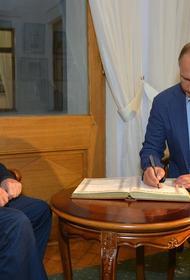 Путин пожелал Берлускони скорейшего восстановления после коронавируса