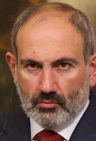 Пашинян заявил, что Азербайджан расширяет «географию боевых действий»