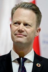 Политик Алексей Журавлев обвинил главу МИД Дании в изнасиловании 15-летнего ребёнка