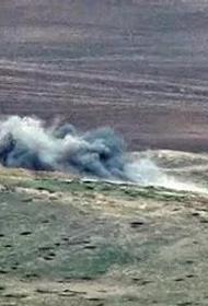 Ереван заявил, что турецкий F-16 сбил штурмовик Су-25 ВВС Армении