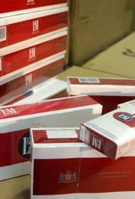 Беларусь продолжает нелегально перевозить в Латвию сигареты