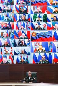 Почти 130 тыс. человек призовут в армию РФ этой осенью