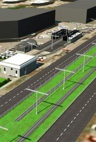 В Краснодаре построят новую трамвайную линию