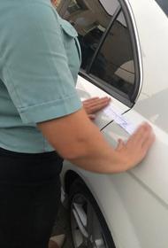 Двое должников-автомобилистов на Кубани стали пешеходами