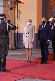 Что принесет для Латвии визит Эммануэля Макрона