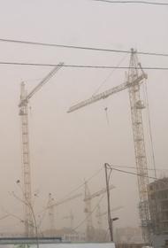 Из-за пылевых бурь в Ростове самолёты летят в Краснодар