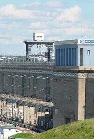 Режим сброса воды Иркутской ГЭС остается в прежних параметрах
