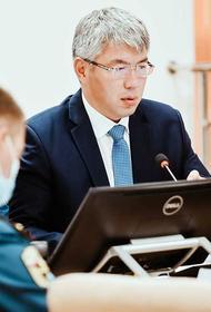 Рост уровня воды в Байкале угрожает затоплением нескольким районам Бурятии