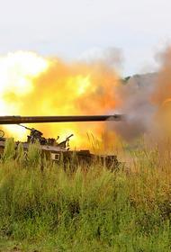 Артиллерийские бои в Нагорном Карабахе продолжаются