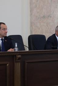 Депутаты-единороссы подвели итоги выборов и реализации нацпроекта «Демография»